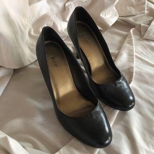 Apt 9 dark brown heels
